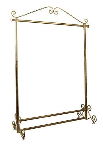 Brand New Free Standing Decorative Antique Bronze Iron Garment Coat Rack (Y002C BRONZE) Only Mannequins® Y002C BRNZ