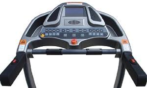 Cockpit des AsVIVA Laufbandes