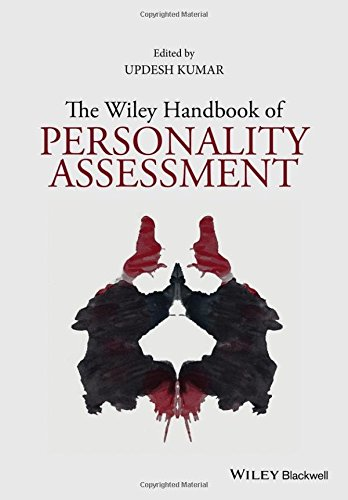 The Wiley Handbook of Personality Assessment (Item Response Theory R)