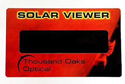 Solar Eclipse Viewers (Pack of 10) CE & ISO Certified