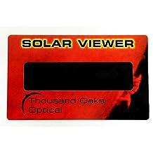 Visor de Eclipse Solar (Paquete de 10)
