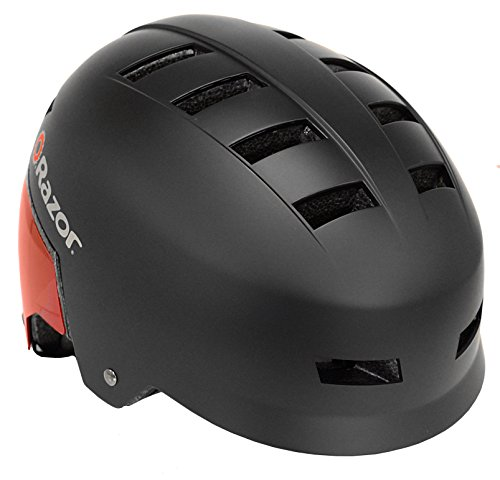 Razor Dual Shell Mulit-Sport Helmet, Youth, Red/Black Review