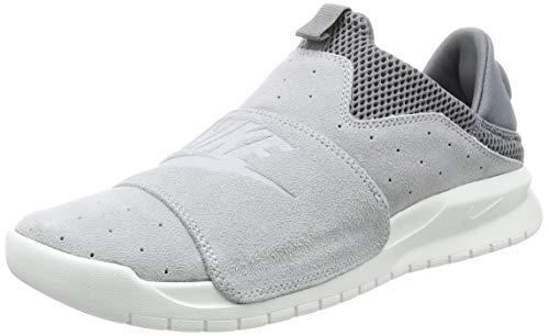 Nike Men's Benassi Slip Recovery Shoes(Grey,7,M ()