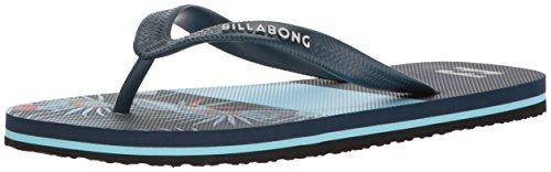 Billabong Mens Tides Sandal Flip-Flop Blue