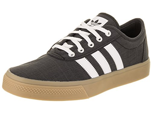 adidas Skateboarding Unisex Adi-Ease Core Black/Footwear White/Gum 3 12 Women / 11 Men M US