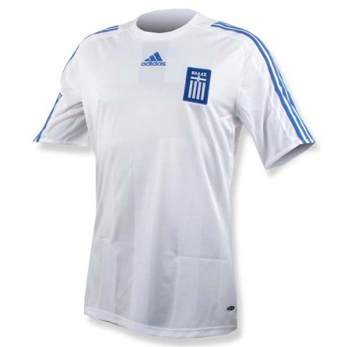 2008 Home Soccer Jersey - 1
