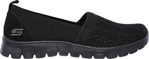 0 black Donna Skechers duchess Ez Flex Sneaker Active Nero 3 BffOxqZI
