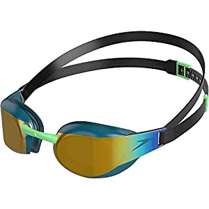 Speedo Adult Unisex Elite Mirror Goggle