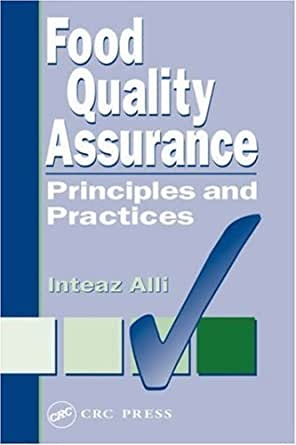 food quality assurance principles and practices inteaz alli ebook. Black Bedroom Furniture Sets. Home Design Ideas