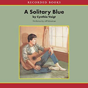 A Solitary Blue Audiobook