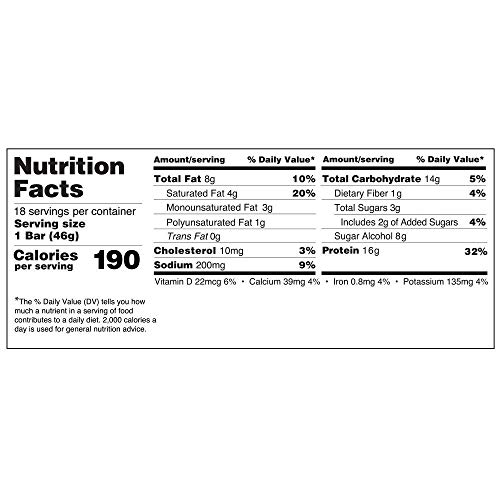 FITCRUNCH Snack Size Protein Bars Designed by Robert Irvine World s Only 6-Layer Baked Bar Just 3g of Sugar Soft Cake Core 18 Snack Size Bars FC Protein Included, Chocolate Peanut Butter