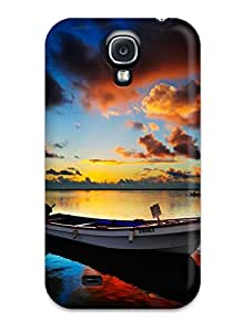 High-quality Durable Protection Case For Galaxy S4(sunset)
