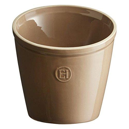 Emile Henry Oak Ceramic 5.5 Inch Utensil - Crock Emile Henry