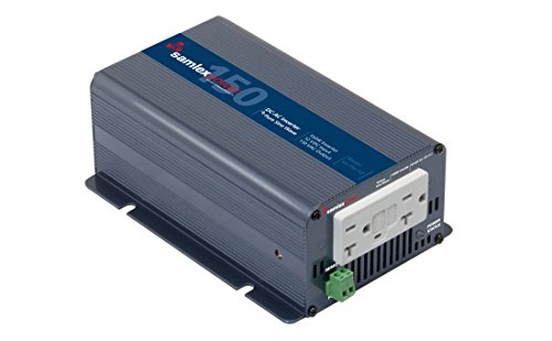 Samlex SA -150 -112 150 Watt DC-AC Pure Sine Wave Inverter – 12V