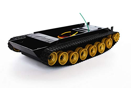 Cheap Robot Tank Chassis Platform DIY Chassis Smart Track huanqi for Arduino