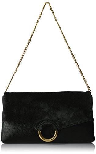 Vince Camuto Adina Clutch, Black by Vince Camuto