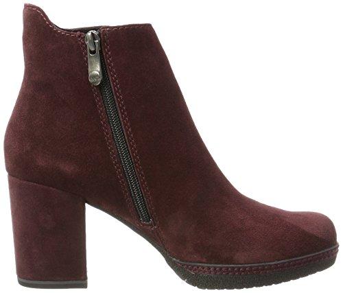 561 TOZZI MARCO WoMen premio Antic Boots Chianti Red 25853 dOqwAx8HCq