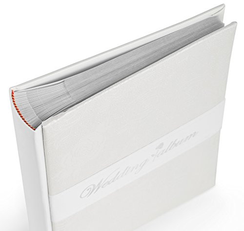 Wedding Photo Album Holds 300 4x6 Inch Photos By Monarch