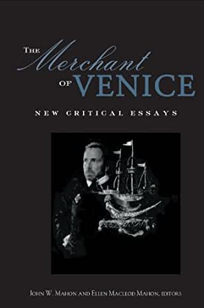 Merchant of venice essays