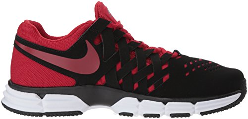 Fitness da Gym Scarpe Black Nike TR Uomo Fingertrap Red Lunar 7qfFUnwXxI