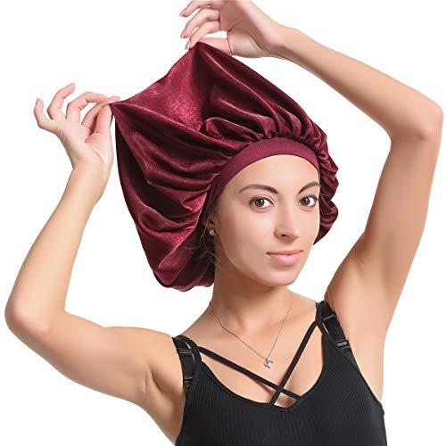 Buy sleeping hats for women silk