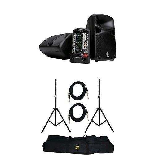 Yamaha STAGEPAS Portable System Speaker