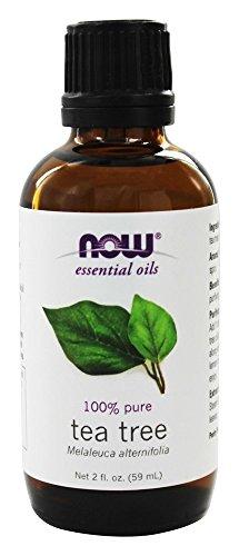 NOW Foods - 100% Pure & Natural Aromatherapeutic Tea Tree Oi
