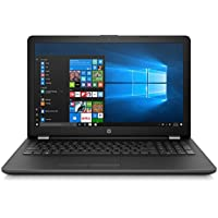 HP 15.6 HD Notebook, Intel 8th Gen Core i5-8250U QC Processor, 12GB Memory, 2TB Hard Drive, Optical Drive, HD Webcam, 2 Year Warranty Care Pack- Jet Black