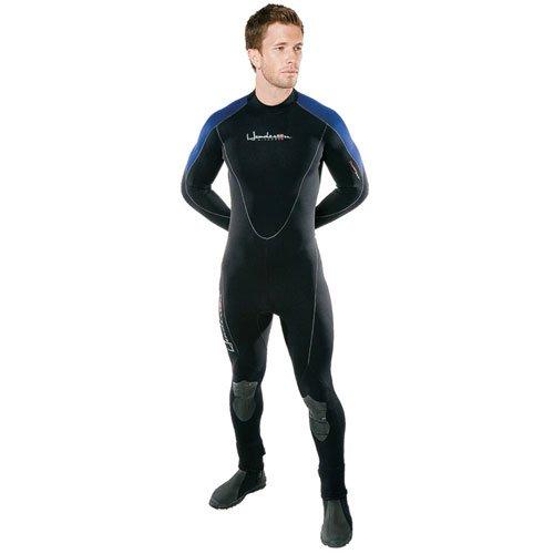 Mens 3mm Tropical Full Wetsuit - 3