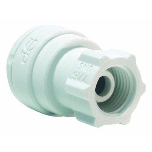 faucet connector plastic - 1