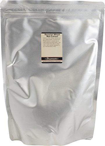 Wheat Malt Extract - 4 lb Bavarian Wheat Malt Extract Bag