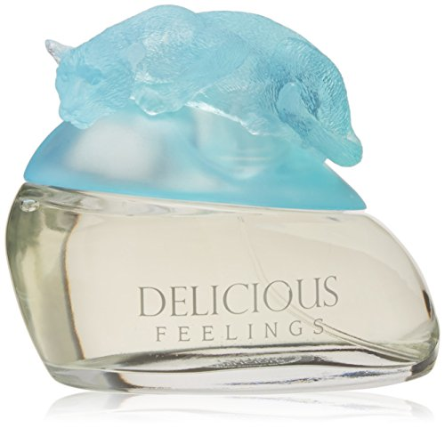 Gale Hayman Delicious Feelings Eau De Toilettes Spray for Women, 3.4 Ounce