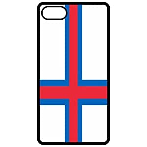 Faroe Islands Flag Black Apple Iphone 6 (4.7 Inch) Cell Phone Case - Cover