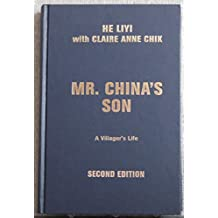 Mr. China's Son: A Villager's Life, Second Edition