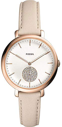 Fossil Women's Jacqueline - ES4471 White One Size