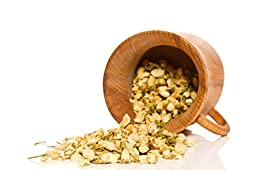 Dried Jasmine Flowers Perfect for Homemade Tea, Potpourri, Bath Salts, Gifts, Crafts, Wild Flower #1 (2 ounce)