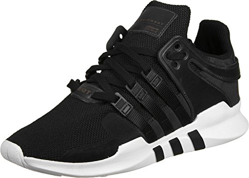 Amazon.com | adidas Originals Mens EQT Support ADV Trainers US7.5 Black | Track & Field & Cross Country