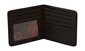 Diablo III Logo Leather Wallet