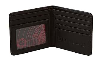 Diablo III Logo Leather Wallet