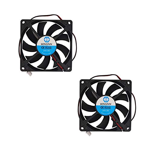 Young LIN G450080 DC 12V Brushless Cooling Fan 120x120x25mm 3Pin 3 Wire