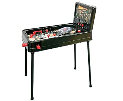 Star Wars Pinball Machine >> Amazon Com Star Wars Space Battle Free Standing Pinball Toys Games