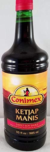 (Conimex Ketjap Manis Sauce 33 Oz (1000 ml))
