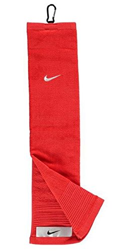 Nike Tri-Fold FC Toalla de Golf, Hombre, Naranja (MAX Orange/White), Talla Única: Amazon.es: Deportes y aire libre