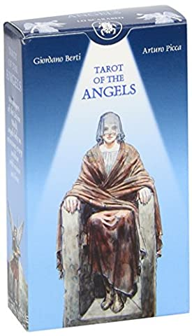 Tarot of the Angels (English and Spanish Edition) (Spanish Cards Tarot)
