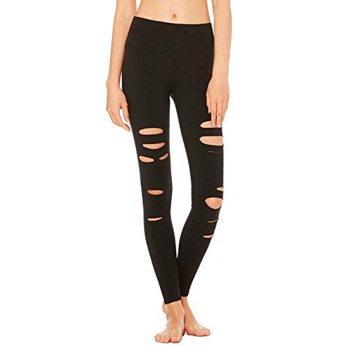 Wool Jersey Leggings - 6