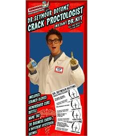Man With No Name Costumes (Dr. Proctologist Kit [Health and Beauty])