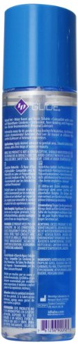 ID Glide 17 FL. OZ. Natural Feel Water-Based Personal Lubricant