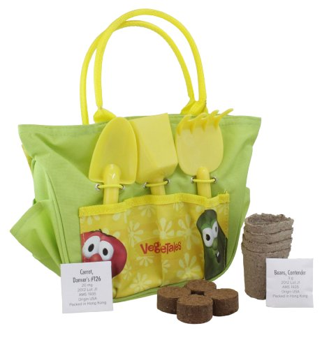 Veggie Tales Gardening Tote Starter product image