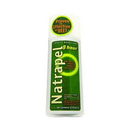 Natrapel 8 Hour Insect Repellent 3.4 oz Pump (Insect Repellent Natrapel Plus Spray)