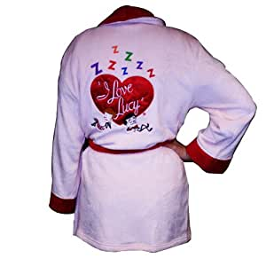 "I Love Lucy ""Sleepy Time"" Pink Robe"